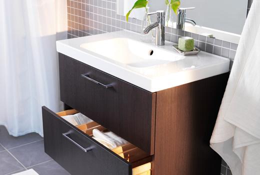 Meble łazienkowe Z Serii Ikea Godmorgon