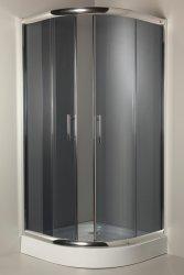 Kabina prysznicowa SIGMA Grafit (źródło: www.nomi.pl)