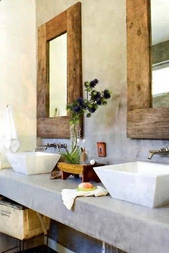 Umywalki ceramiczne (źródło: pinterest)
