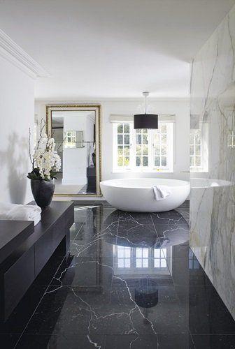 aranżaca dużej łazienki