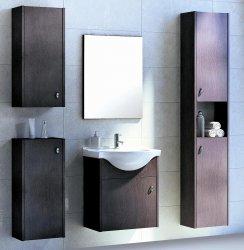 meble łazienkowe - idealne do dużej łazienki (źródło: www.nomi.pl)