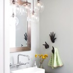 oświetlenie łazienki