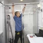 montaż kabiny prysznicowej