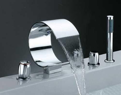 nowoczesne baterie łazienkowe