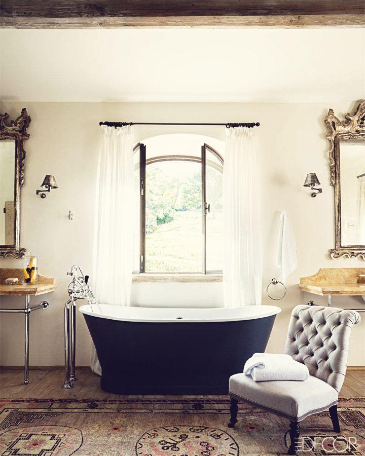 łazienka w stylu włoskim