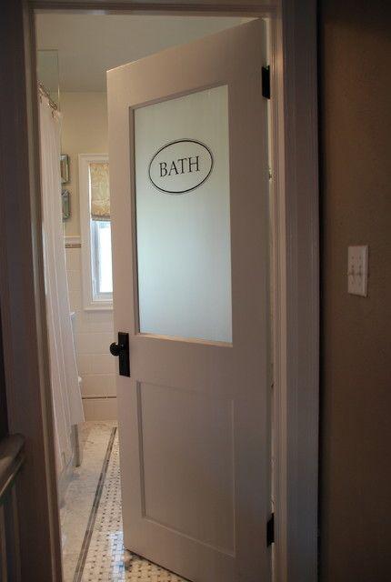 jakie wybrać drzwi do łazienki?