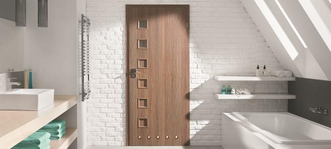 Drzwi łazienkowe Lazienkowearanzacjepl