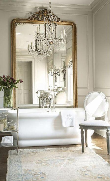 łazienka W Stylu Francuskim Lazienkowearanzacjepl