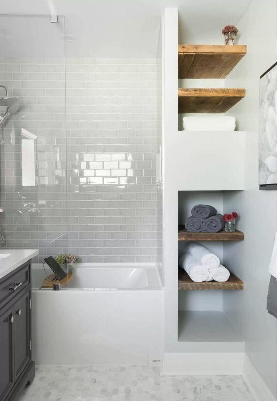 mała łazienka aranżacja