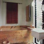 ekologiczne wanny z drewna