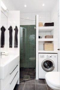 prysznic do małej łazienki