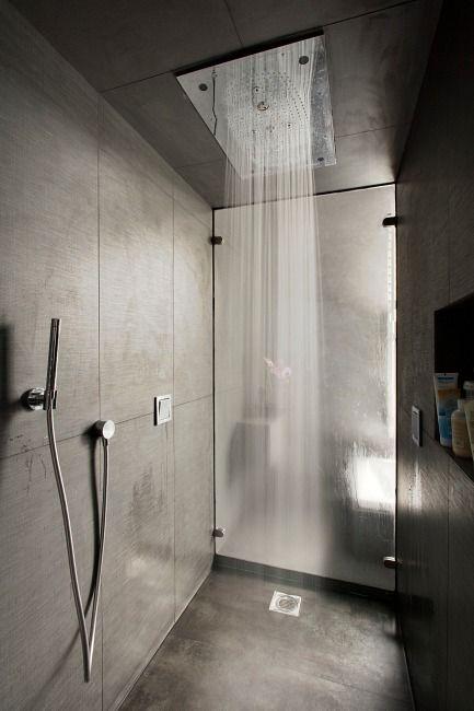 nowoczesna deszczownica prysznicowa