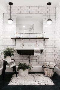 łazienka industrialna